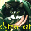 Pureblood Princess: slyther-cat