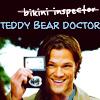 annj_g80: teddy bear doctor