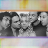 The Big Bang Theory icons.