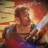 Movie - Watchmen / Comedian Fire