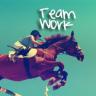 horsie jumping