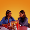 GG: Rory&Lorelai diner