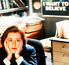 XF - Scully wants to believe