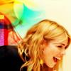 ThroughAnAmberFocus: Rose Rainbow Smile