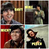Kelly Farrelly: Monkees
