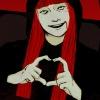 goodfrostedcats: Sofia- heart