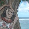 hula girl hawaii
