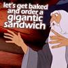 oddegg: LOTR - gandalf get baked