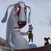 befor: груст заяц