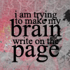 No fandom - Quote - writing, writing