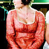 train wreck waiting to happen: pp--elizabeth red dress