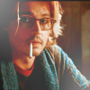 (inquisitive) Johnny w/cig