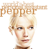 [Iron Man] Pepper - world's best