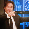 Leverage - Nate pointing at the guys