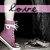 love tennis shoes