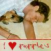 Supernatural (Jared: 2 Adorable Puppies)
