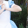 panzpixie: Alice Hand Clasp