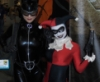 Catwoman and Harlequin