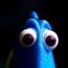 V: eyes fish