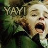 Cassandra Elise: hermione yay