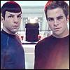 AlphieLJ: Kirk and Spock