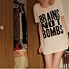 Brains Not Bombs