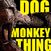 burnedtoasty: Dog-Monkey-Thing!