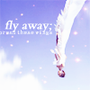 ffx →fly away←