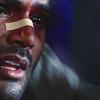 V: black tears