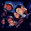 group, harry potter, spying