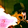 Superintendent Harry 'Snapper' Organs: fire!
