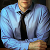 anderson cooper - shirt and tie