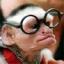 мартышка в очках