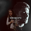 the girl who used to dance on fire and brimstone: xover//dean/faith weapons - me