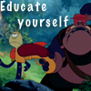 Stephanie: educate yourself