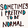 Toria Howell: Normal
