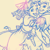 Peter and Wendy Sketch