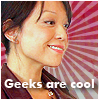 This journal is all about ME: TW - Tosh - Geeks Are Cool