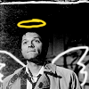 TheSneekee1: supernatural/castiel with a halo