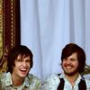 mrsquizzical: bandom panic bden spencer smiles