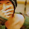 EunHyuk // smirk giggle?
