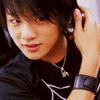 Keito plays with hair..