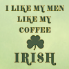 schadenfreude: gen: irish men