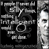 silly intelligent things