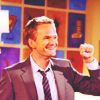 Barney Stinson: SHOT TO THE HEART!