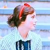 Alana: [GOSSIP GIRL] blair. red headband.