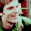 Miss Mezz: ATWT - luke is green and happy