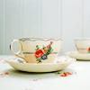 tea: antique cups