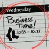 funny: business time