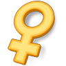 woman sign